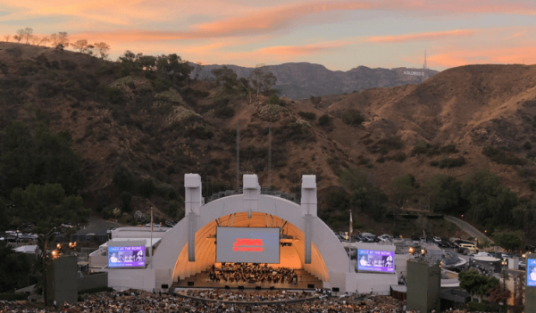Hollywood Bowl brings classic film JAWS to life