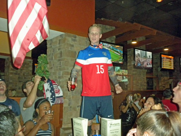From Houligan's to the Portuguese-American Club, the World Cup Inflames Palm Coast