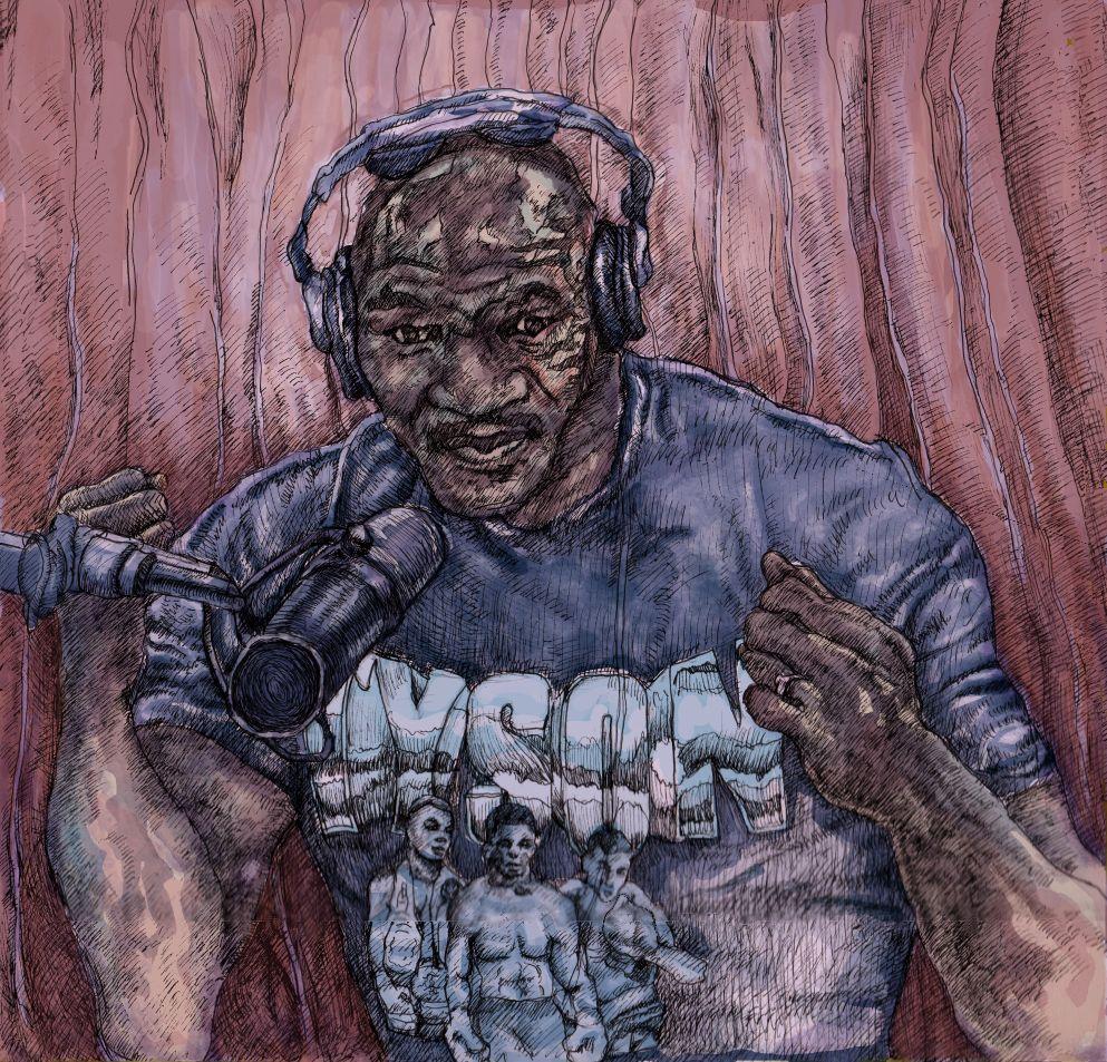 Tyson on Rogan Experience